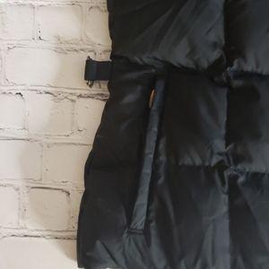Eddie Bauer Jackets & Coats - Eddie Bauer Black Goose Down Vest 700 Fill Sz Med.